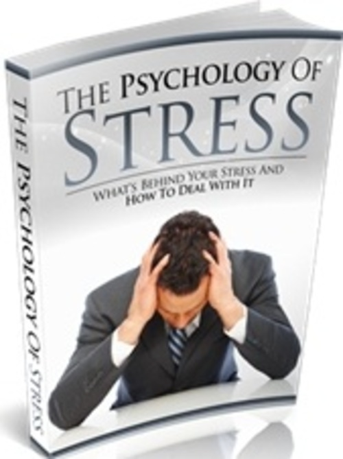The Psychology Of Stress - eBook with MRR - Tradebit