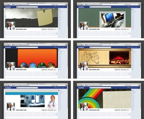 Pay for Facebook Timeline Covers Vol 1 - Graphics with MRR