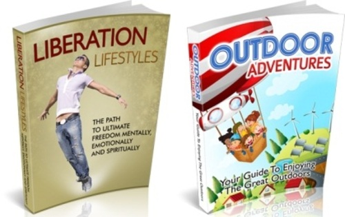 Pay for Lifestyle Package - 2 eBooks with MRR