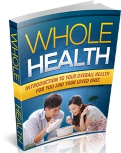 Pay for Whole Health - eBook with MRR