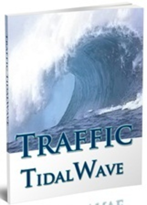 Pay for Traffic Tidal Wave - eBook with MRR