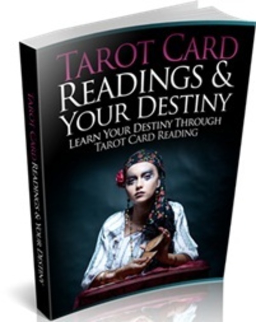 Pay for Tarot Card Readings And Your Destiny - eBook with MRR