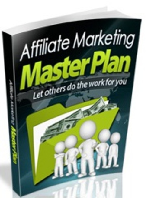 Pay for Affiliate Marketing Masterplan - eBook with MRR