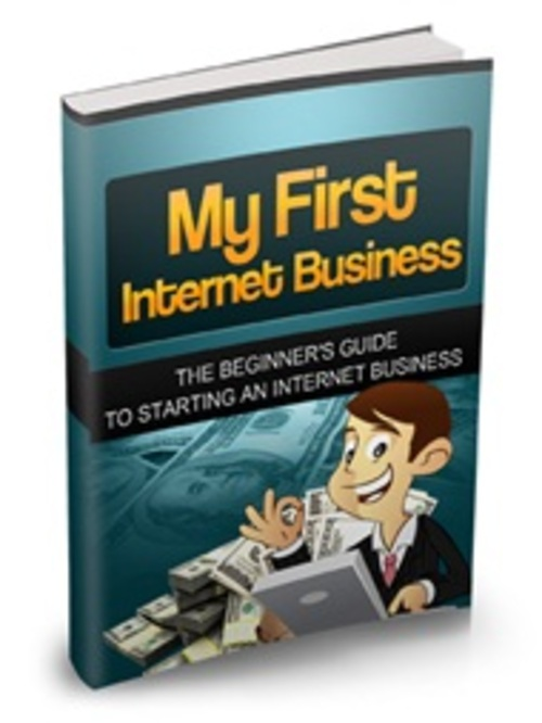 Pay for My First Internet Business - eBook with MRR
