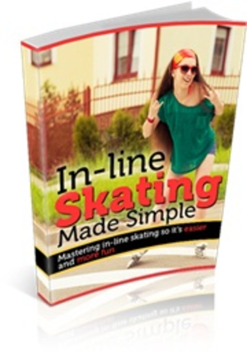 Pay for In-line Skating Made Simple - eBook & Report with MRR