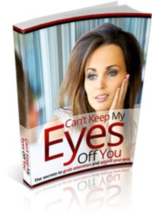 Pay for Cant Keep My Eyes Off You - eBook & Report with MRR