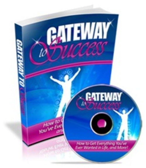 Pay for Gateway to Success - eBook Package  with MRR