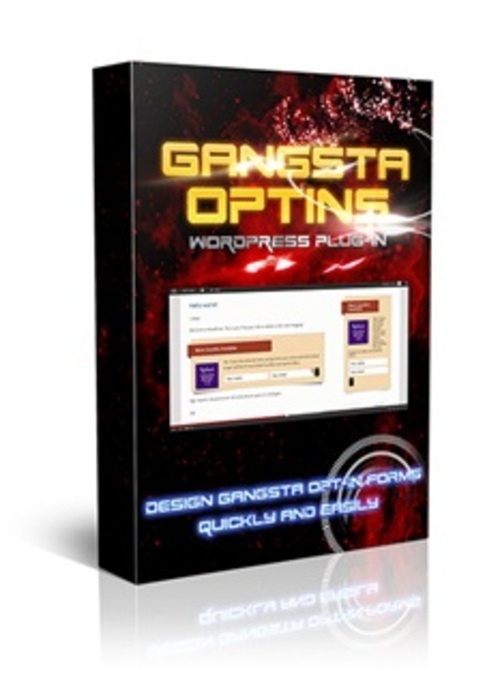 Pay for Gangsta Optins - WP Plugin with MRR