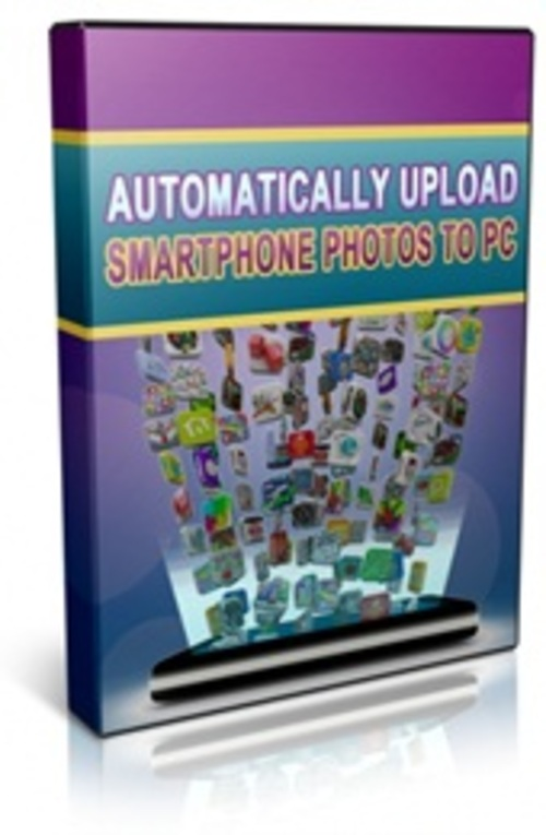 Pay for Automatically Upload Smartphone Photos To PC - Video