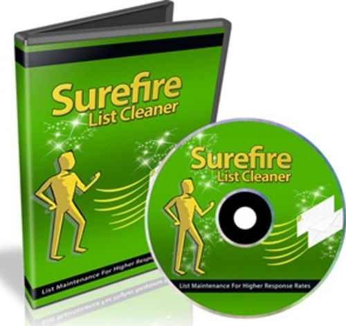 Pay for Surefire List Cleaner ( Instruction Videos )