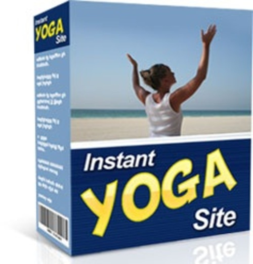 Pay for Instant Yoga Site ( Software with MRR License)