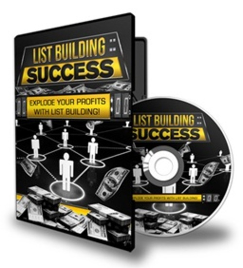 Pay for List Building Secrets ( Instruction Videos with MRR License)