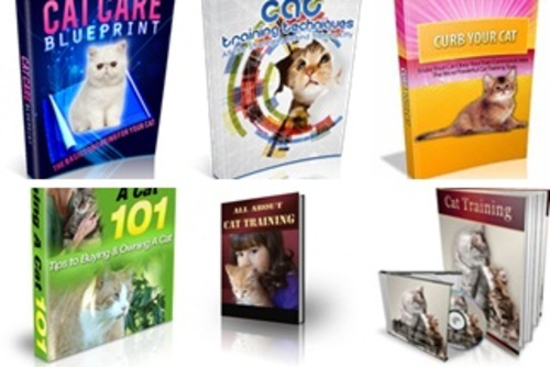 Pay for Cat Package ( 7 eBooks)