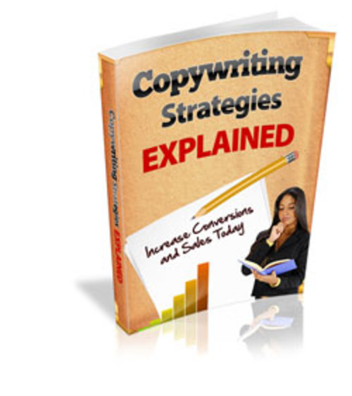 Pay for Copywriting Strategies Explained - eBook with MRR License