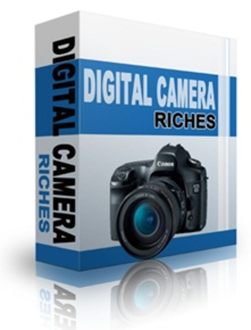 Pay for Digital Camera Profits - Package with RR