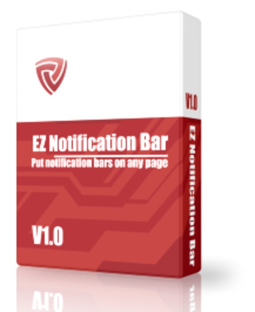 Pay for EZ Notification Bar Maker - Software with MRR License