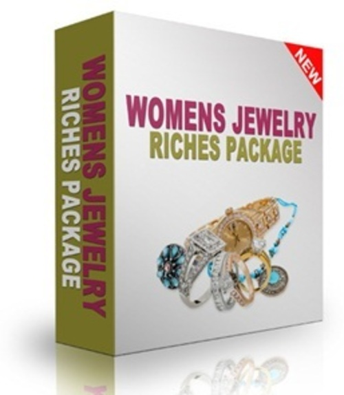 Pay for Womens Jewelry Profits - Package with RR License