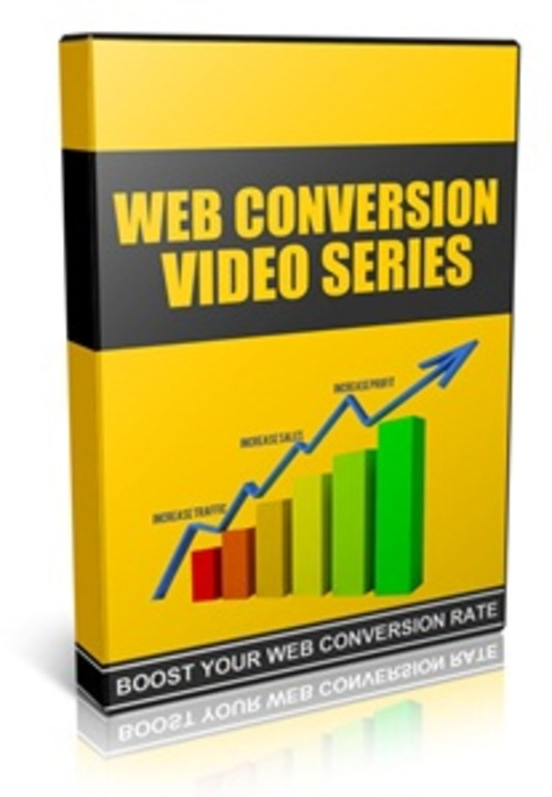 Pay for Web Conversion - Instruction Videos with MRR License