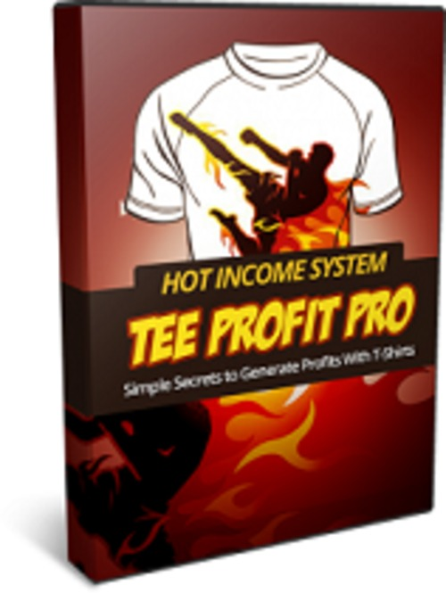 Pay for Tee Profit Pro Videos