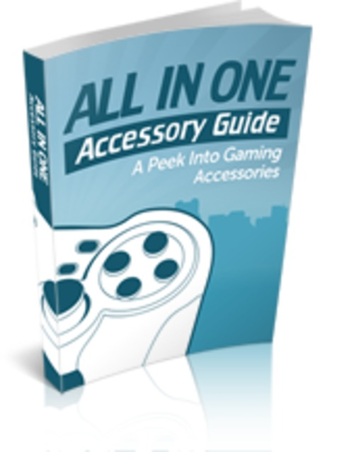 Pay for All In One Accessory Guide