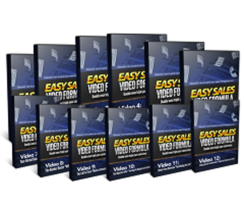 Pay for Easy Sales Video Formula
