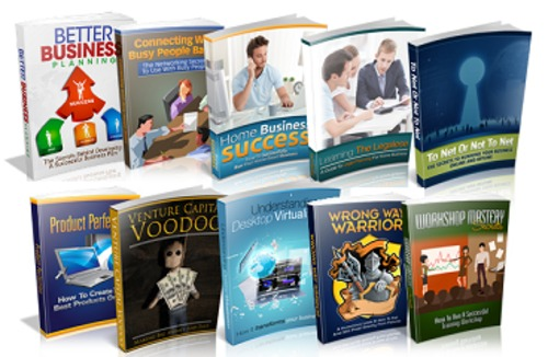 Pay for Better Business Niche Pack - 10 eBooks