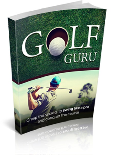 Pay for Golf Guru - eBook with MRR