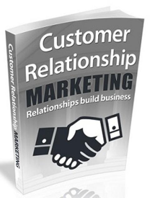customer relationship marketing thesis Customer relationship management is a concept that was introduced in the field of marketing during mid 1980s the term crm was introduced by berry in 1983.
