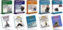 Thumbnail *CHEAPEST* 10 eBooks Package 4 Successful Internet Marketing