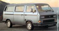 Thumbnail VW VANAGON T25 T3 CARAVELLE SYNCRO WORKSHOP MANUAL 1980-1992