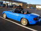 Thumbnail 1989-1993 Mazda MX-5 (aka MX-5 Miata) Workshop Repair Service Manual in GERMAN BEST DOWNLOAD