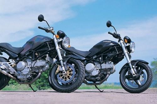 Ducati Monster Dark Service Manual