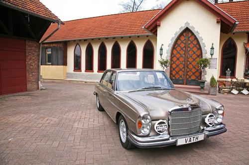 Pay for 1968-1972 Mercedes-Benz PKW-Typen Baureihe W108-W113 Workshop Repair Service Manual in GERMAN (PDF)