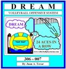 Thumbnail EB-306-007 DREAM Volleyball Play Book