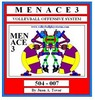 Thumbnail EB-504-007 MENACE3 Volleyball Play Book