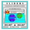 Thumbnail EB-201-007 AND EB-202-007 SLIDERS Volleyball Play Book