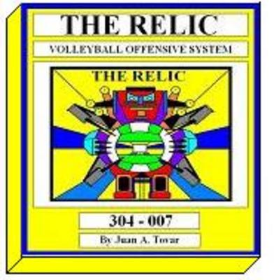 Pay for EB-304-007 RELIC Volleyball Play Book