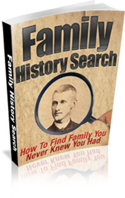 Pay for Family History Search