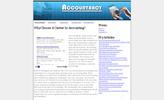 Thumbnail Accountancy Adsense Content Website