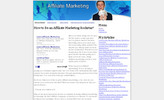 Thumbnail Affiliate Marketing Adsense Content Website