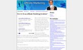 Thumbnail Affiliate Marketing Adsense Content Website