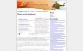 Thumbnail Air Ambulance Adsense Content Website