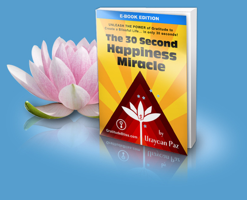 Pay for The 30 Second Happiness Miracle - Powerful Technique