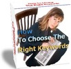 Thumbnail How to choose the right keywords - MRR