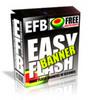 Thumbnail Easy Flash Banner With MRR Plus Bonuses!