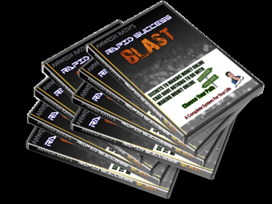 Pay for Rapid Success Blast by Anwesh Rath With MMR