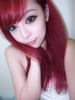 Thumbnail Hot Sexy Beautiful Red-Haired Asian Girl Pictures