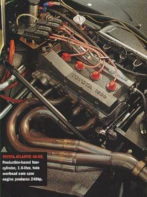 Fa Age on 4 Cylinder 4age Engine 1 6