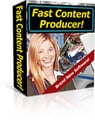 Thumbnail Fast Content Producer - Build Hundreds of Content Rich Dynamically Changing and Keyword Covered Web Pages