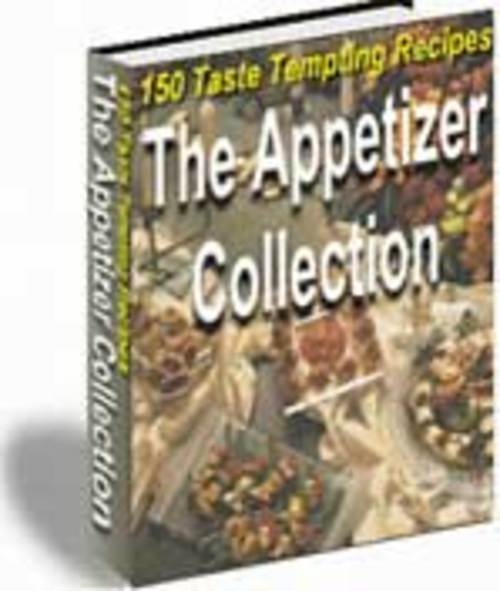 Pay for The Appetizer Collection